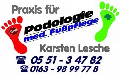 Podologie / med. Fußpflege